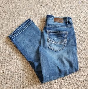 Mens BKE Tyler Boot Jeans Size 36